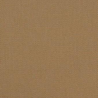 コットン&ポリエステル×無地(カーキベージュ&アプリコット)×シャンブレーチノクロス_全5色