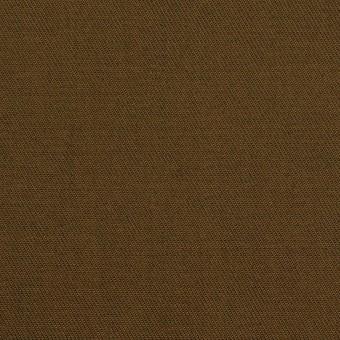 コットン&ポリエステル×無地(カーキグリーン&アプリコット)×シャンブレーチノクロス_全5色
