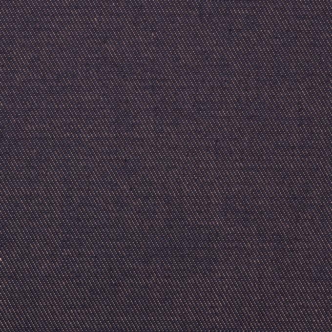 コットン&ポリエステル×無地(ネイビー&ベビーピンク)×シャンブレーチノクロス_全5色 イメージ1