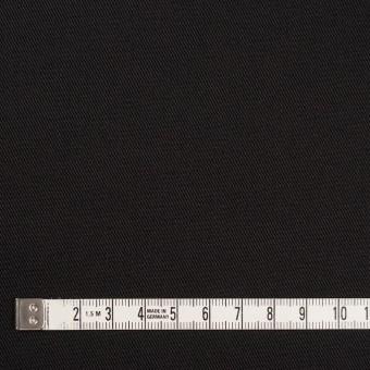 コットン&ポリエステル×無地(ブラック&カーキグリーン)×シャンブレーチノクロス_全5色 サムネイル4