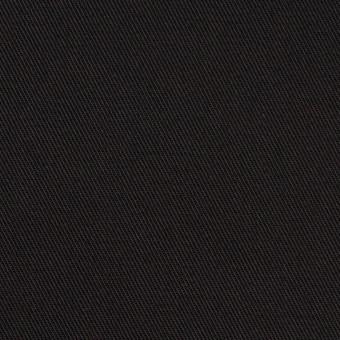 コットン&ポリエステル×無地(ブラック&カーキグリーン)×シャンブレーチノクロス_全5色