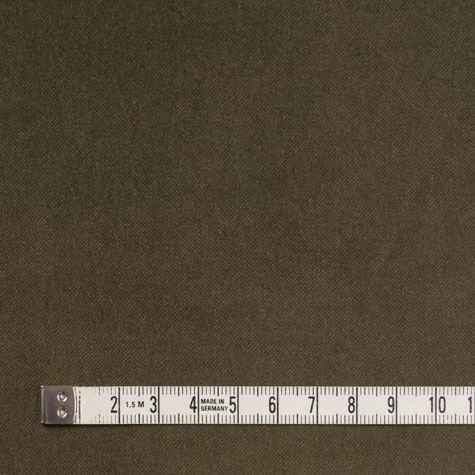 コットン×無地(カーキ)×ベッチン イメージ4