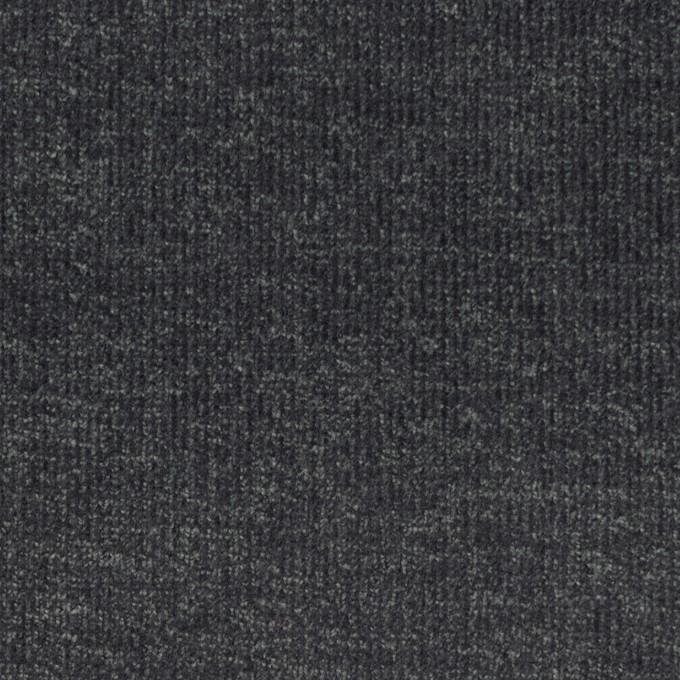 コットン&ポリエステル混×無地(スチールグレー)×細コーデュロイ・ストレッチ イメージ1