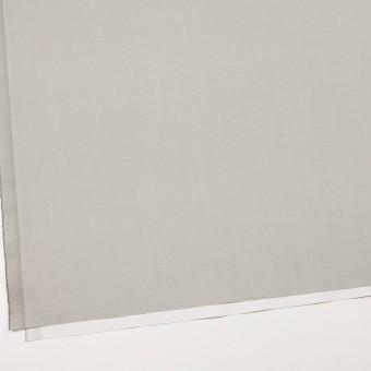 コットン&ポリウレタン×無地(ライトグレー&オフホワイト)×ブロードストレッチ(ボンディング)_全4色 サムネイル2