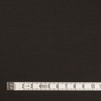 コットン&ポリウレタン×無地(アイアンブルー&チャコール)×ブロードストレッチ(ボンディング)_全4色 サムネイル5