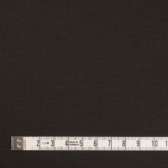 コットン&ポリウレタン×無地(アイアンブルー&チャコール)×ブロードストレッチ(ボンディング)_全4色 イメージ5