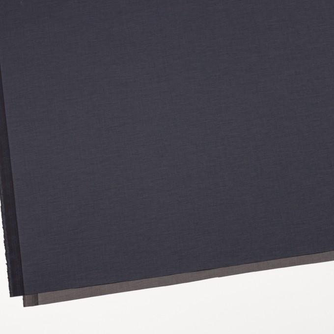 コットン&ポリウレタン×無地(アイアンネイビー&グレー)×ブロードストレッチ(ボンディング)_全4色 イメージ2