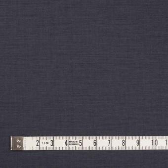 コットン&ポリウレタン×無地(アイアンネイビー&グレー)×ブロードストレッチ(ボンディング)_全4色 サムネイル4