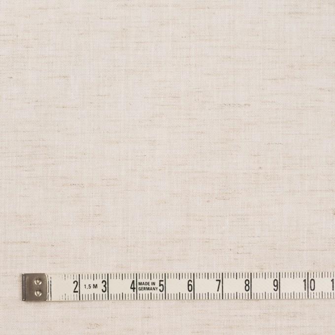 コットン&テンセル混×無地(キナリ)×薄ダンガリー_全4色 イメージ4