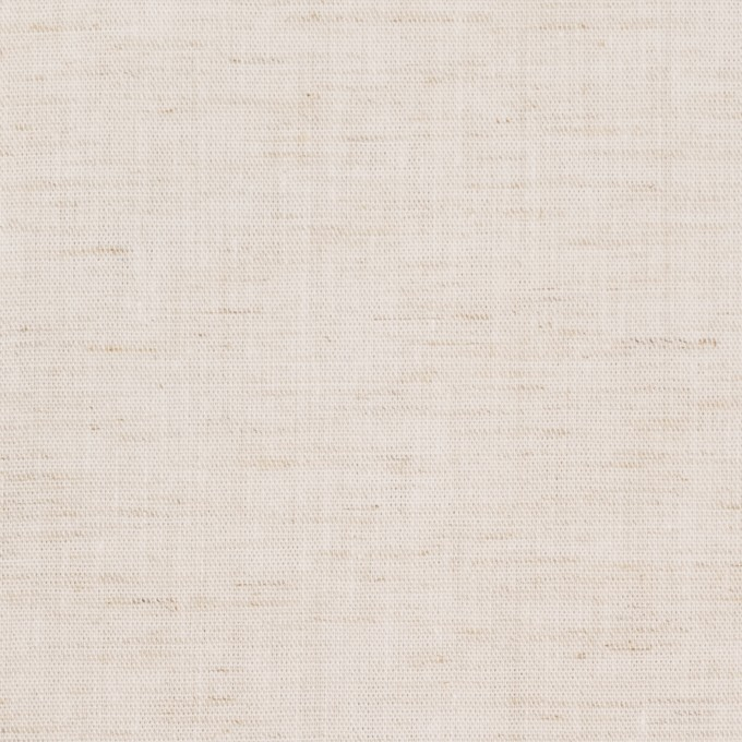 コットン&テンセル混×無地(キナリ)×薄ダンガリー_全4色 イメージ1