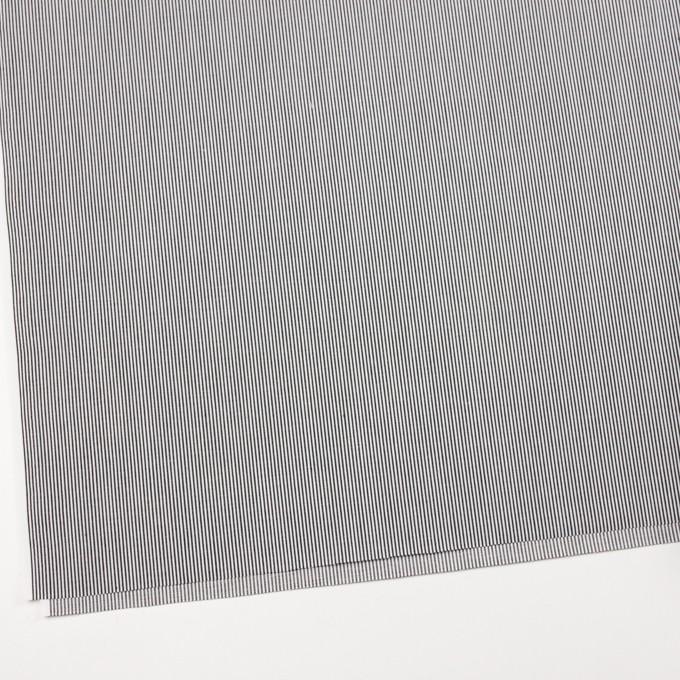 コットン&リネン×ストライプ(ブラック)×サージ イメージ2