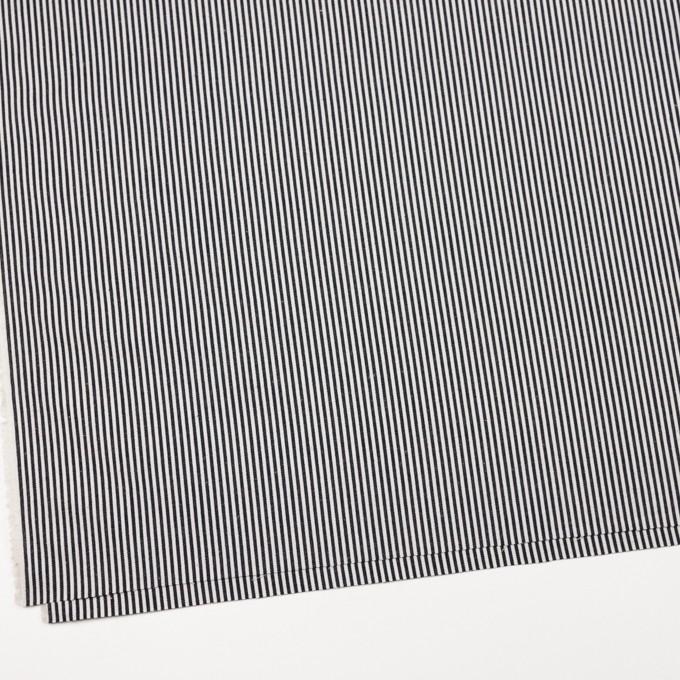 コットン×ストライプ(インディゴ)×ソフトキャンバス イメージ2