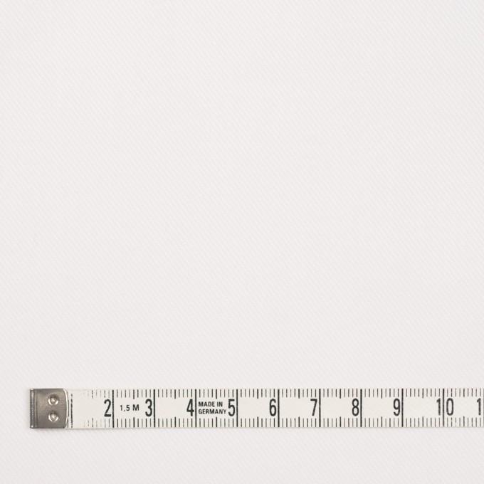 コットン×無地(オフホワイト)×ジャガード イメージ4