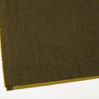 コットン&ポリエステル混×無地(ターメリック)×デニムストレッチ_全4色 サムネイル2