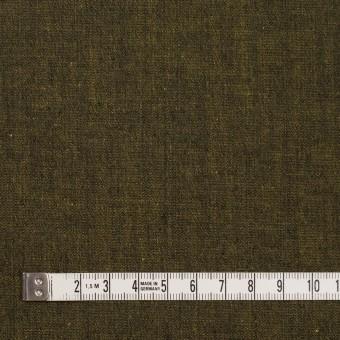 コットン&ポリエステル混×無地(ターメリック)×デニムストレッチ_全4色 サムネイル4