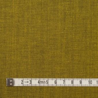 コットン&ポリエステル混×無地(ターメリック)×デニムストレッチ_全4色 サムネイル5