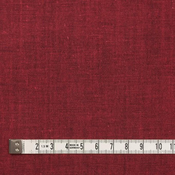 コットン&ポリエステル混×無地(アップル)×デニムストレッチ_全4色 イメージ5