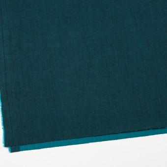 コットン&ポリエステル混×無地(ターコイズ)×デニムストレッチ_全4色 サムネイル2