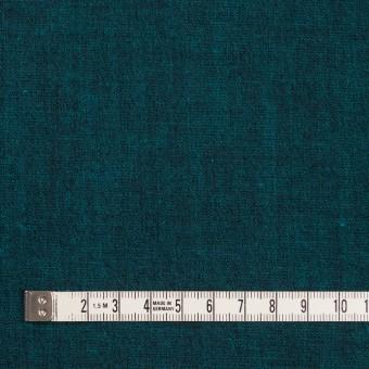 コットン&ポリエステル混×無地(ターコイズ)×デニムストレッチ_全4色 サムネイル4