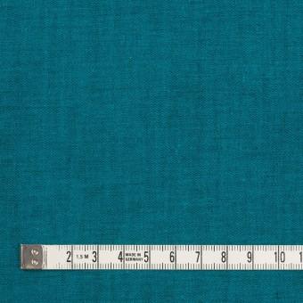 コットン&ポリエステル混×無地(ターコイズ)×デニムストレッチ_全4色 サムネイル5