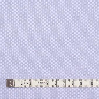 コットン×無地(ペールラベンダーブルー)×オックスフォード サムネイル4