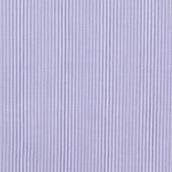 コットン×ストライプ(ラベンダー)×ローン_全2色