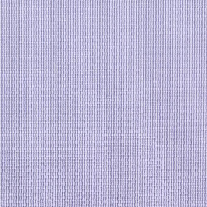 コットン×ストライプ(ラベンダー)×ローン_全2色 イメージ1