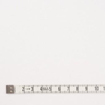 コットン&ポリエステル×無地(ホワイト)×裏毛ニット サムネイル4