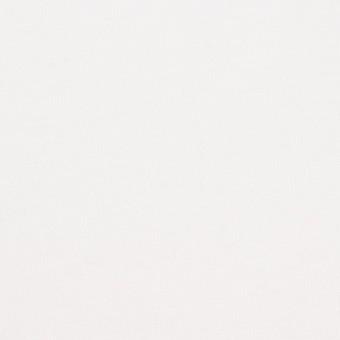 コットン&ポリエステル×無地(ホワイト)×裏毛ニット サムネイル1