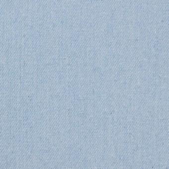 コットン×無地(サックス)×ソフトデニム サムネイル1
