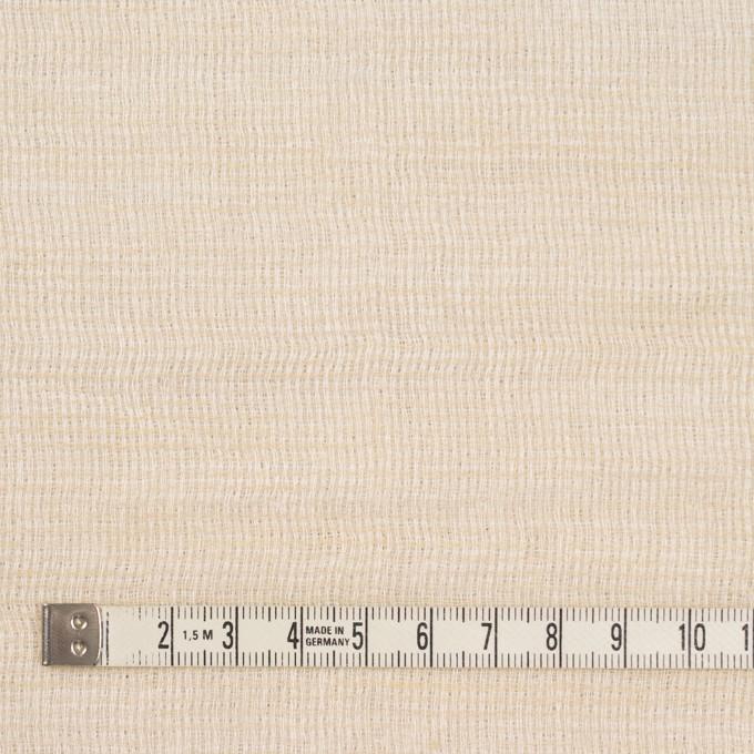 コットン×無地(キナリ)×ガーゼ&ジャガード_全3色 イメージ4