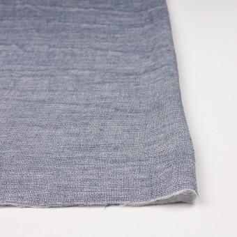 コットン×無地(ブルー)×ガーゼ&ジャガード_全3色 サムネイル3