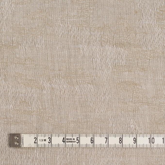 コットン×幾何学模様(ベージュ)×ジャガード&ガーゼ_全2色 イメージ4