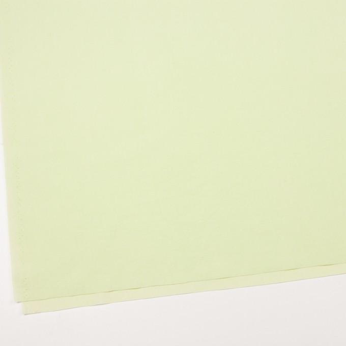 コットン×無地(ペールグリーン)×キャンブリックワッシャー_全5色 イメージ2