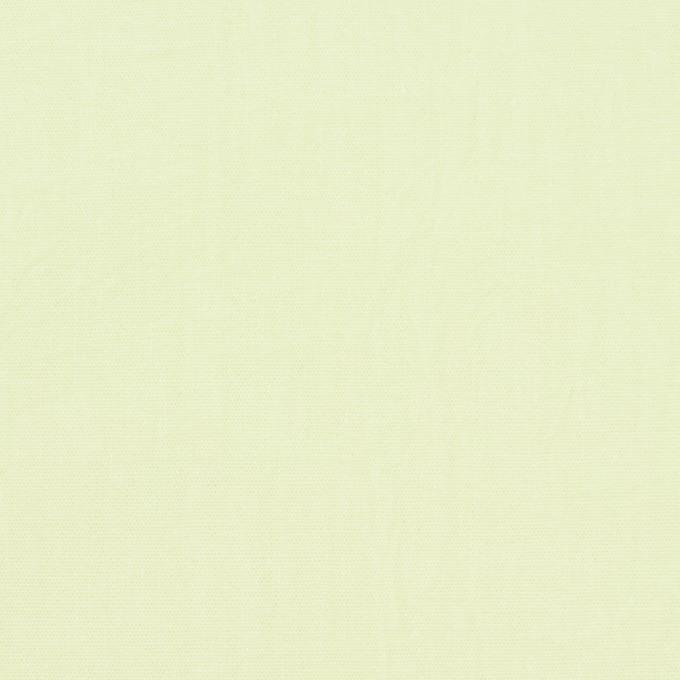 コットン×無地(ペールグリーン)×キャンブリックワッシャー_全5色 イメージ1