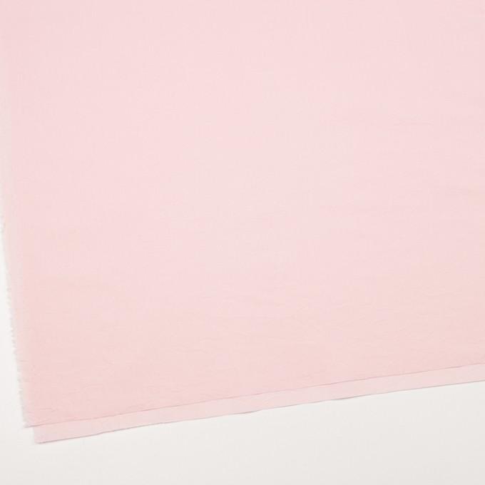 コットン×無地(ベビーピンク)×キャンブリックワッシャー_全5色 イメージ2