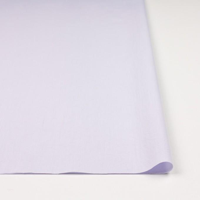 コットン×無地(ラベンダー)×キャンブリックワッシャー_全5色 イメージ3