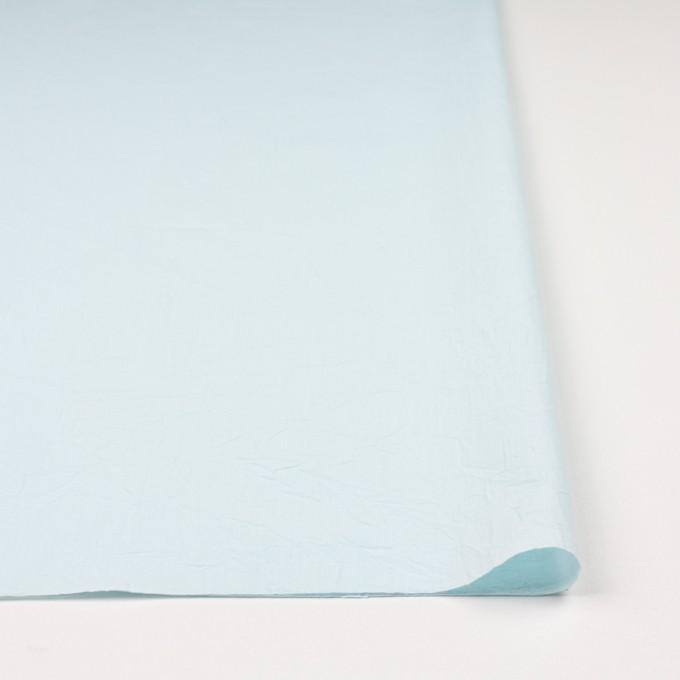 コットン×無地(シャーベットブルー)×キャンブリックワッシャー_全5色 イメージ3