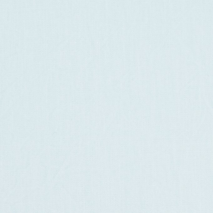 コットン×無地(シャーベットブルー)×キャンブリックワッシャー_全5色 イメージ1
