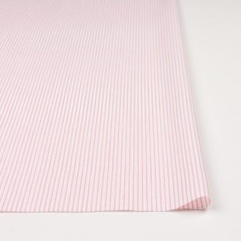 コットン×ストライプ(ピンク)×ボイル_全2色 サムネイル3