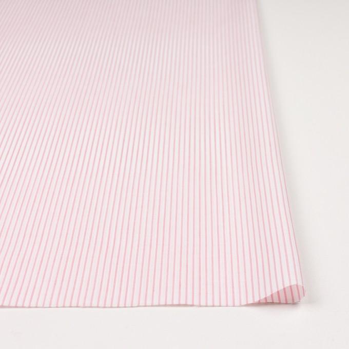 コットン×ストライプ(ピンク)×ボイル_全2色 イメージ3