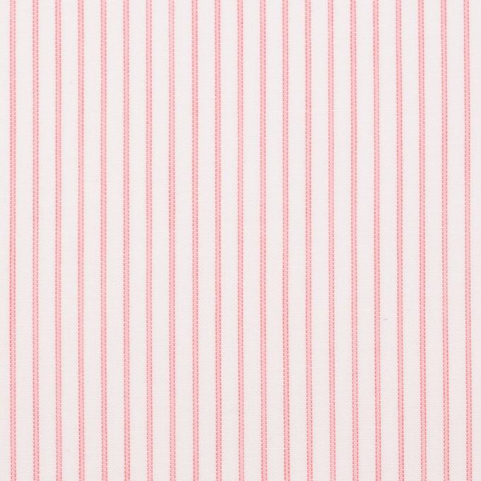 コットン×ストライプ(ピンク)×ボイル_全2色 イメージ1