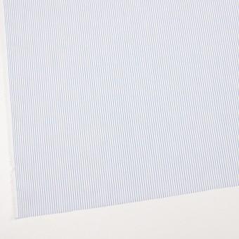 コットン×ストライプ(ブルー)×ボイル_全2色 サムネイル2