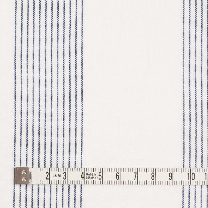コットン&リネン×ストライプ(オフホワイト)×シーチング_全2色 イメージ4