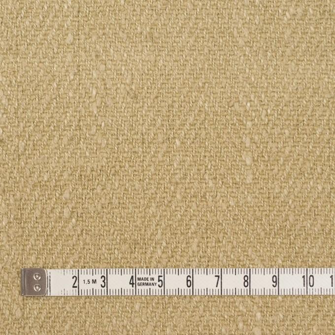シルク×無地(ストロー)×かわり織_全2色_イタリア製 イメージ4