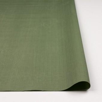 コットン&ナイロン×無地(アイビーグリーン)×リップストップ_全2色_イタリア製 サムネイル3