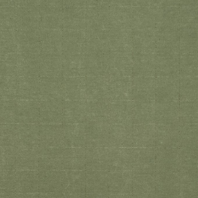 コットン&ナイロン×無地(アイビーグリーン)×リップストップ_全2色_イタリア製 イメージ1