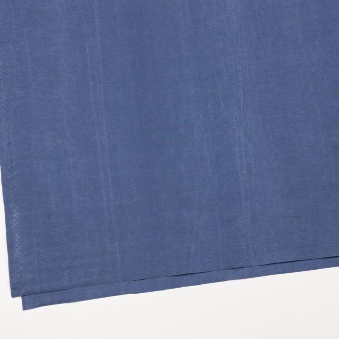 コットン&ナイロン×無地(ヒヤシンスブルー)×リップストップ_全2色_イタリア製 イメージ2