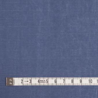 コットン&ナイロン×無地(ヒヤシンスブルー)×リップストップ_全2色_イタリア製 サムネイル4