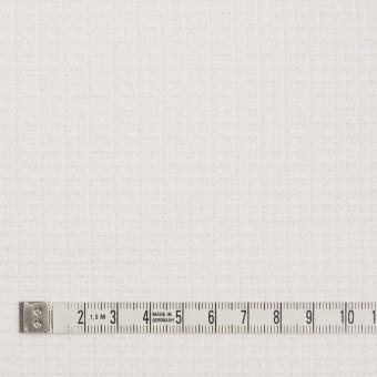コットン&ナイロン×無地(オフホワイト)×斜子織_全2色_イタリア製 サムネイル4